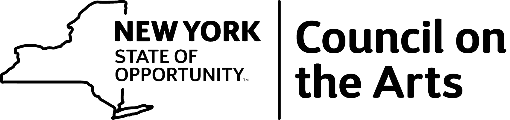 New York State Council for the Arts logo