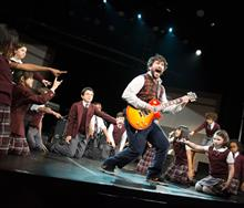 Perfecting the Sound of 'School of Rock'
