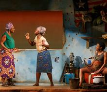 On Broadway, 'Eclipsed' Conjures an Entire Nation