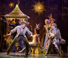 In 'Tuck Everlasting' Dance Tells an Immortal Story