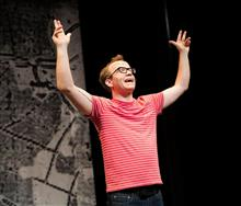 Chris Gethard's New Comedy is Deadly Serious