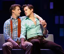 How Do You Dance In a Musical Like 'Falsettos'?