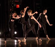 How Can an Architect Inspire a Dance Company?