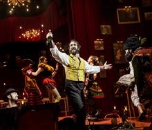 Creating the Wild World of 'Natasha, Pierre, and the Great Comet of 1812'
