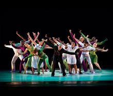 A Choreographer Inspired By Martin Luther King, Jr.