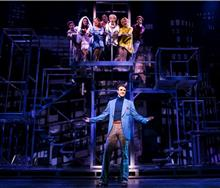 The Design Challenge of 'Prince of Broadway'