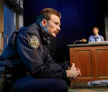 Why Are Women Cheering at 'Lobby Hero'? (No, it's Not Chris Evans)