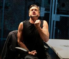 Raúl Esparza Returns to His Stage Roots
