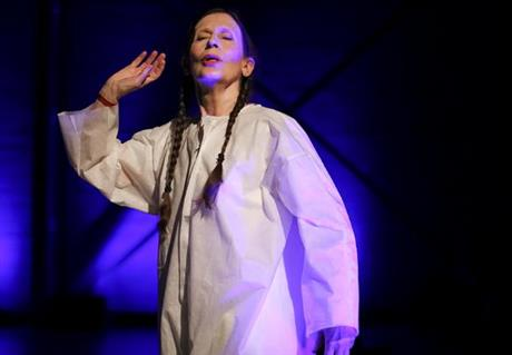 Meredith Monk - Cellular Voices