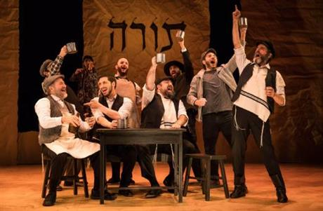 Fiddler on the Roof - in Yiddish