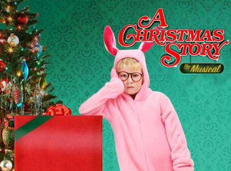 A Christmas Story.A Christmas Story The Musical Nyc Discount Theatre