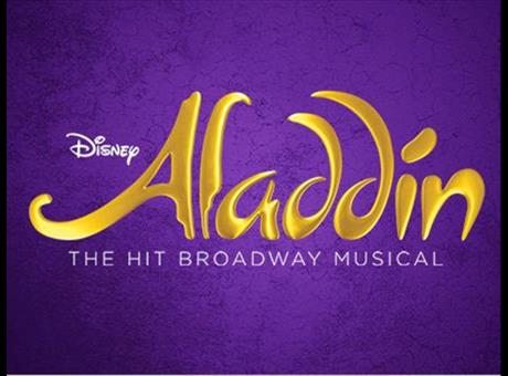 Aladdin | NYC Discount Theatre Tickets | Theatre Development Fund – TDF