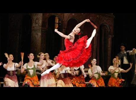 The Bolshoi Ballet and Orchestra | NYC Discount Theatre Tickets