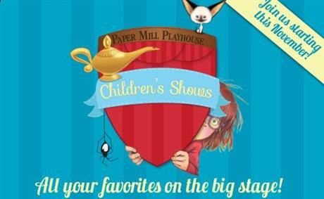 Paper Mill Playhouse Children's Series