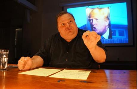 Mike Daisey: The Trump Card
