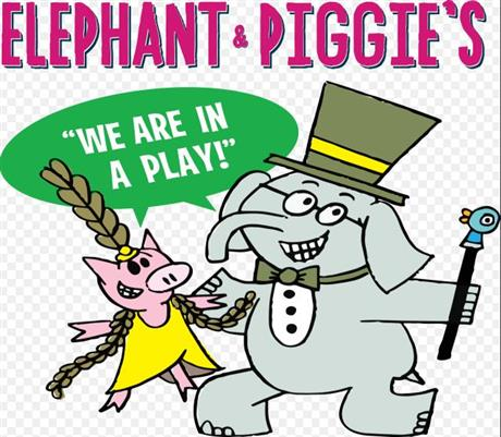 Elephant & Piggie's  We're In A Play!