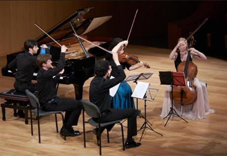 Isreali Chamber Project: Quintets
