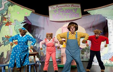 The Berenstain Bears Live: Family Matters