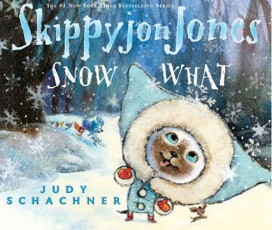 Skippyjon Jones - Snow What!