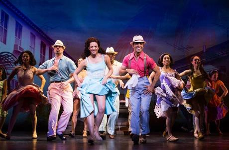 On Your Feet: The Story of Emilio & Gloria Estefan