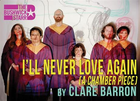 I'll Never Love Again (a chamber piece)