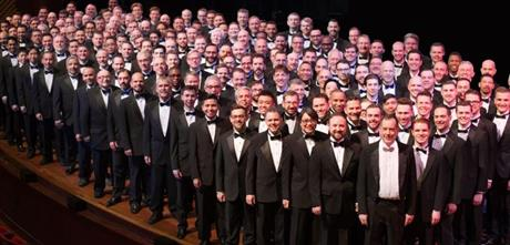 New York City Gay Men's Chorus: Xmas & Chill
