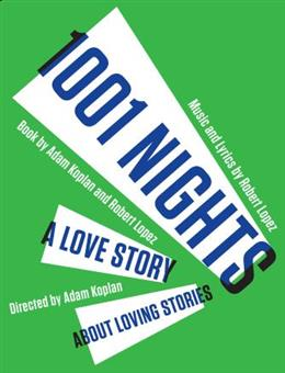 1001 Nights: A Love Story about Loving Stories