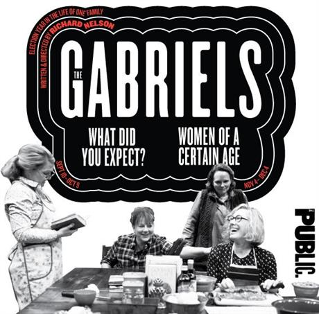 The Gabriels: Election Year in the Life of One Family: Play Two