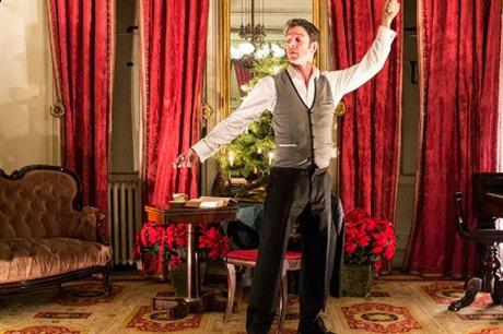 A Christmas Carol at the Merchant's House 2018