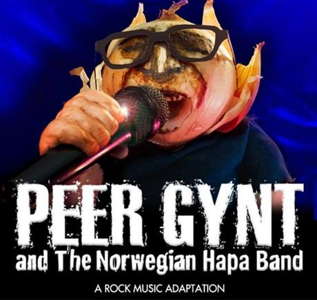 Peer Gynt and the Norwegian Hapa Band