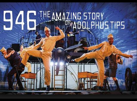 946: The Amazing Story of Adolphus Tips | NYC Discount