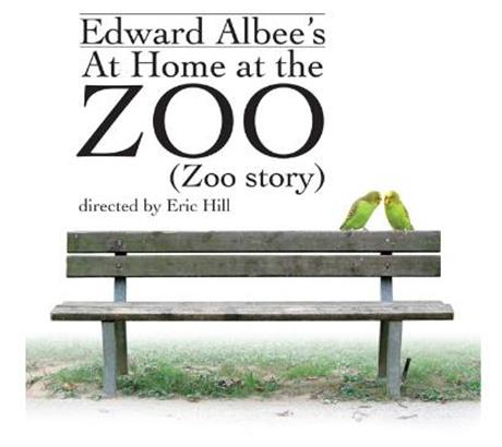 Edward Albee's At Home at the Zoo (Zoo story)