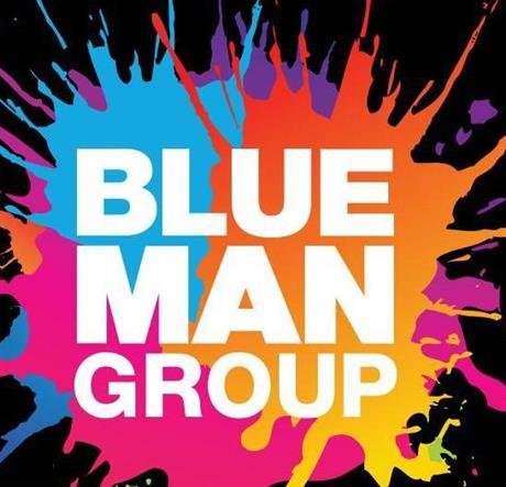 "Blue Man Group ""Tubes"""