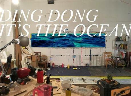 Ding Dong it's the Ocean