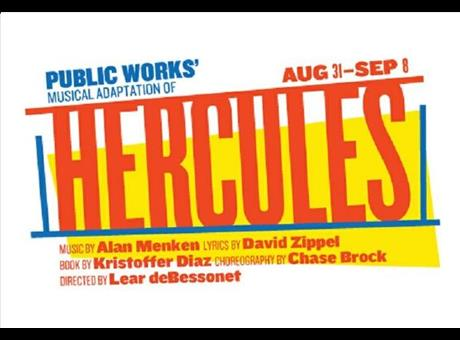 Hercules - a Public Works' Musical Adaptation | NYC Discount