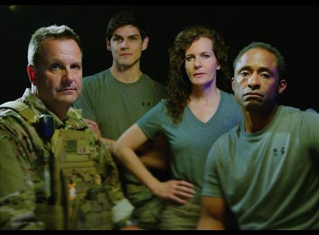 Last Out: Elegy of a Green Beret | NYC Discount Theatre