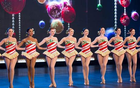 Radio City Christmas Spectacular: Radio City Rockettes