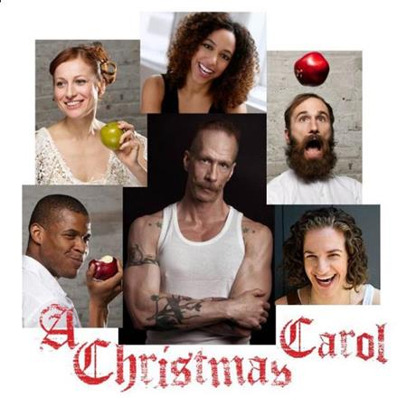 Blessed Unrest's A Christmas Carol