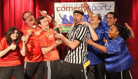 Comedy Sportz New York City