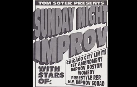 Sunday Night Improv