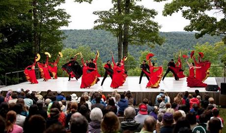 Jacob's Pillow Dance Festival 2017