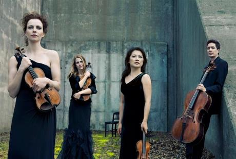 Daedalus String Quartet w/Tanya Bannister, piano