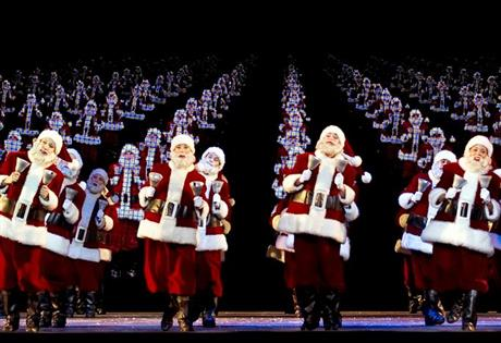 Off Broadway Christmas Shows