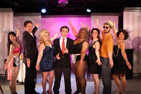 The Jackie Mason Musical: 72 Punchlines & Pregnant