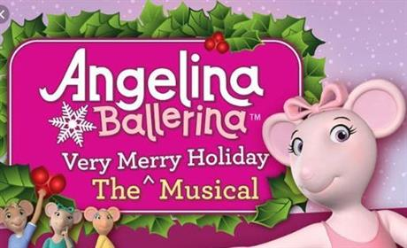 Angelina Ballerina: the Very Merry Holiday Musical