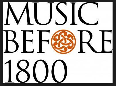 Music Before 1800