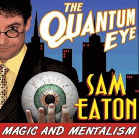 The Quantum Eye: Magic and Mentalism Show