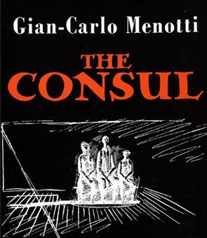 Bronx Opera - The Consul