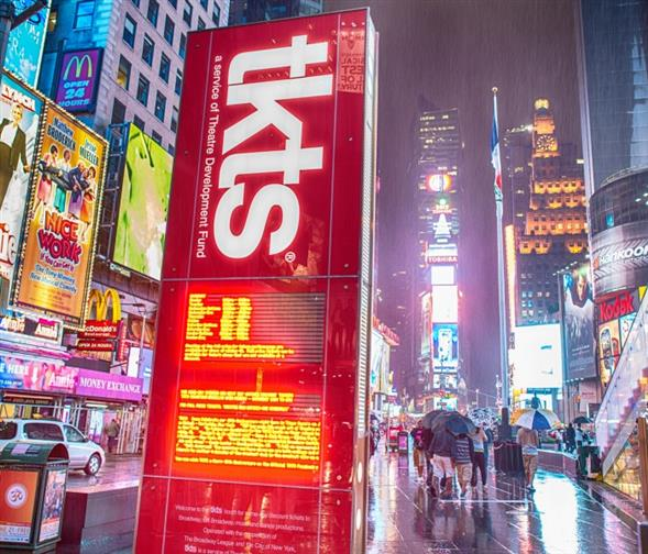 Tkts Booth Times Square Hours