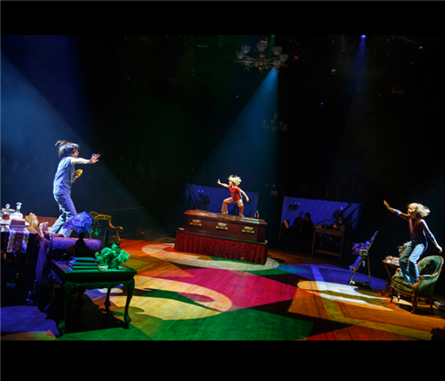 "The ""Fun Home"" kids get funky"